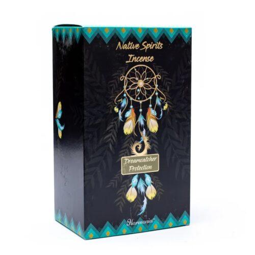 Αρωματικά Στικ Goloka Native Spirit Dreamcatcher Protection – Βετιβέρια 15γρ
