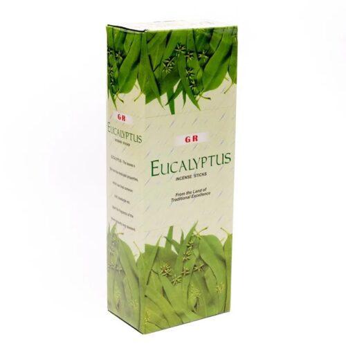 Αρωματικά Στικ GR Eucalyptus – Ευκάλυπτος