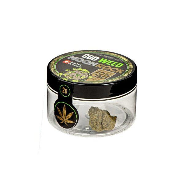 Moon Rock CBD Weed 70% Euphoria 2gr