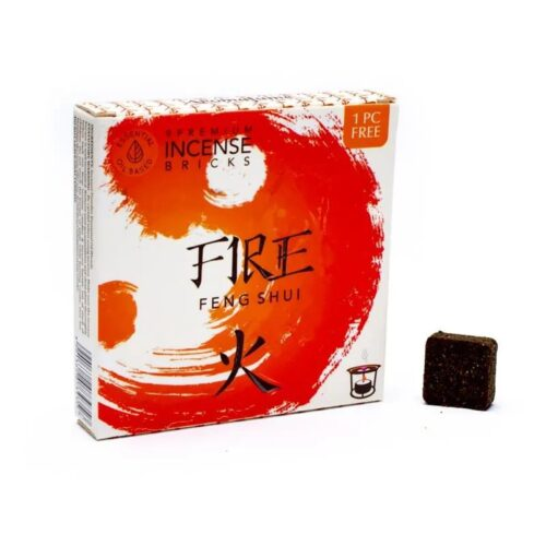 Αρωματικοί Κύβοι Aromafume Feng Shui Fire