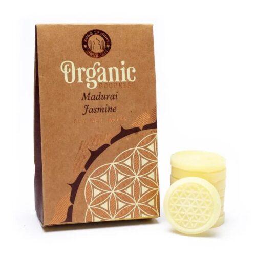 Wax Melts Organic Goodness Madurai Jasmine 40gr