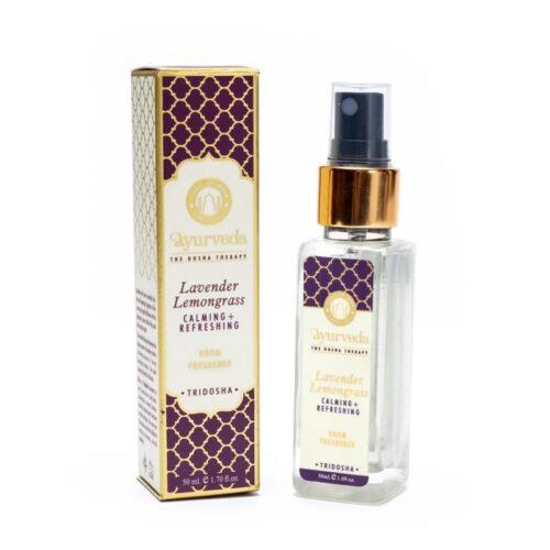 Αποσμητικό Χώρου Ayurveda Tridosha Lavender Lemongrass 50ml