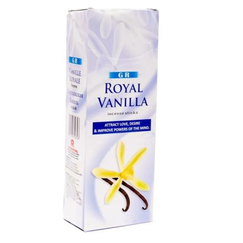Αρωματικά Στικ GR Royal Vanilla – Βανίλια