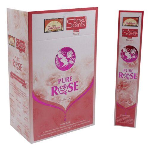 Αρωματικά Στικ Parimal Pure Rose - Τριαντάφυλλο 28γρ