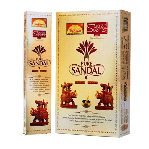 Αρωματικά Στικ Parimal Pure Sandal - Σανταλόξυλο 28γρ