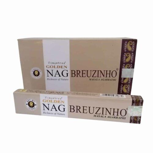 Αρωματικά Στικ Golden Nag Breuzinho 15γρ