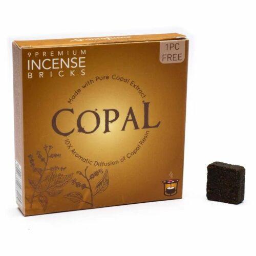 Αρωματικοί Κύβοι Aromafume Copal - Κοπάλι
