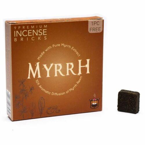 Αρωματικοί Κύβοι Aromafume Myrrh - Μύρο
