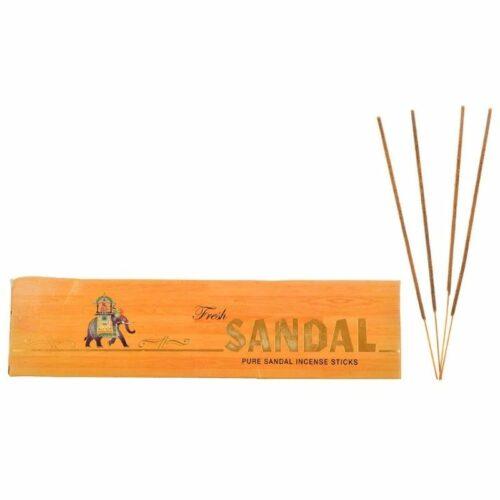 Αρωματικά Στικ Zayd Solutions Fresh Sandal - Σανταλόξυλο