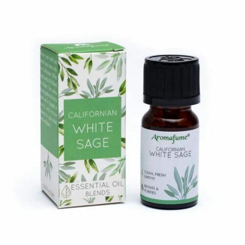 Μείγμα Αιθέριων Ελαίων Aromafume White Sage 10ml