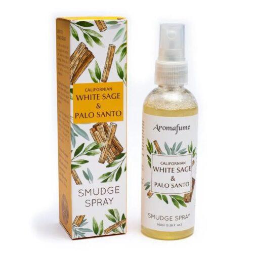 Αποσμητικό Χώρου Aromafume White Sage & Palo Santo 100ml
